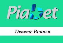 Piabet Deneme Bonusu