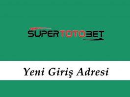 Supertotobet841 Yeni Adresi - Süpertotobet 841 - Süpertotobet Giriş Linki