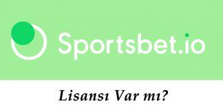 Sportsbet Lisansı Var mı?